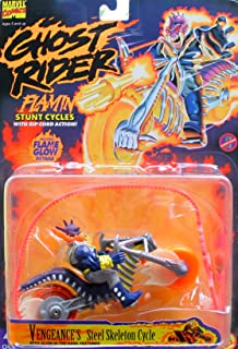 Ghost Rider VENGEANCE'S Steel Skeleton Cycle