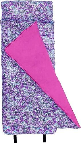 mejor opcion Wildkin WaterColor WaterColor WaterColor Ponies púrpura Original Nap Mat  diseño simple y generoso