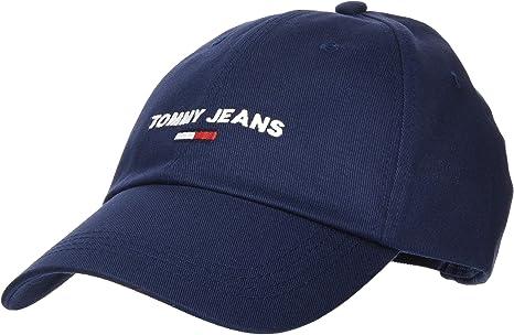TALLA Talla única. Tommy Jeans TJM Sport Cap Gorro/Sombrero para Hombre