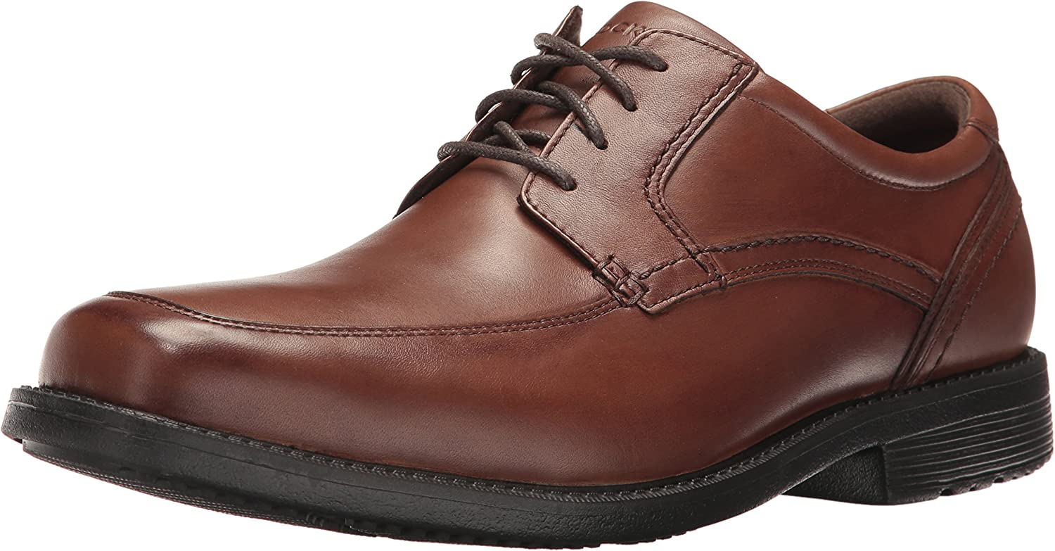 Rockport Men's Style Leader Ranking TOP16 Apron Toe Oxford New arrival 2