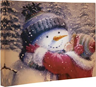 Best snowman christmas painting Reviews