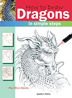 How to Draw: Dragons in Simple Steps