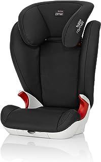 Britax Römer KID II Group 2-3 (3.5 Years to 12 years)/(15-36kg) Car Seat - Cosmos Black