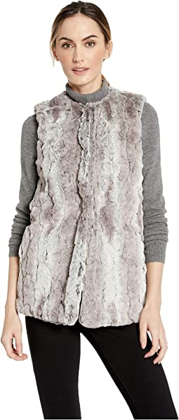 Melange Adler Chic and Cozy Vest