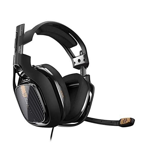 d8e476cada9 ASTRO Gaming A40 TR Gaming Headset for PC, Mac - Black