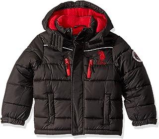 U.S. Polo Assn. Little Boys Bubble Jacket (More Styles Available)