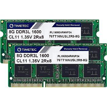 "A13 16GB 2X8GB Memory RAM 4 Apple MacBook Pro /""Core i7/"" 2.0 15/"" Early 2011"