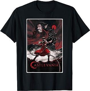 Netflix Castlevania Poster T-Shirt