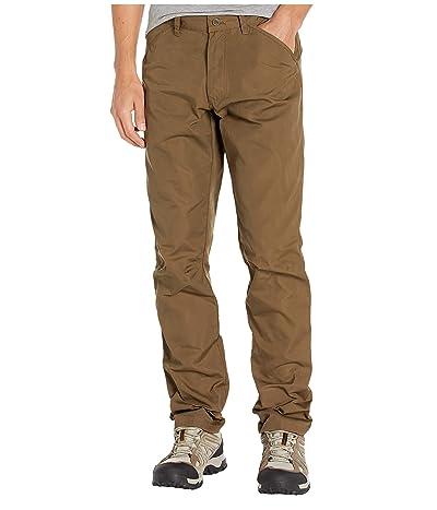 Fjallraven High Coast Fall Trousers (Khaki) Men