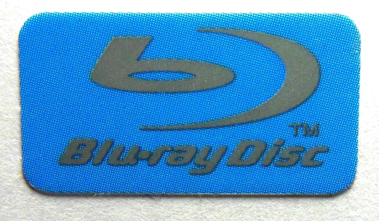 Blu-ray Disc Sticker 10.5 x 20mm [598]
