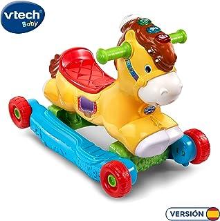 VTech - Caballito Balancín 2 en 1, Correpasillos Montador