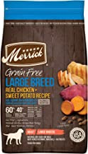 product image for Merrick Grain Free Large Breed Dry Dog Food Real Chicken & Sweet Potato Recipe - 22.0 lb Bag