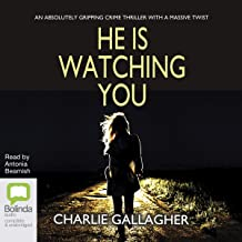 He Is Watching You: Detective Maddie Ives, Book 1