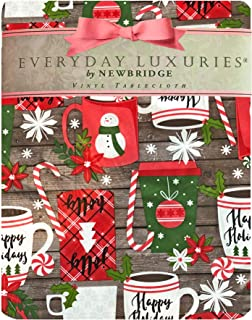 Best christmas tablecloth oval Reviews