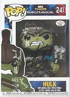 Stan Lee Signed Autographed Hulk FUNKO POP #241 Vinyl Figure PAAS COA