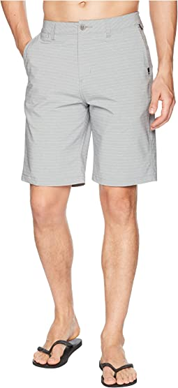 "Union Stripe 21"" Amphibian Shorts"
