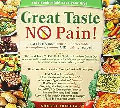 Best great taste no pain recipe book Reviews