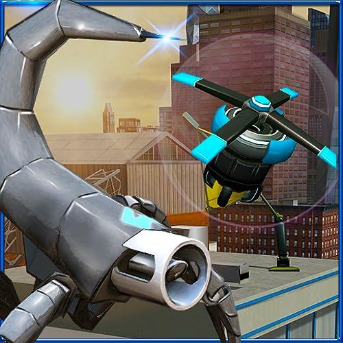 Roboter-Kader-Stealth-Spy-Team