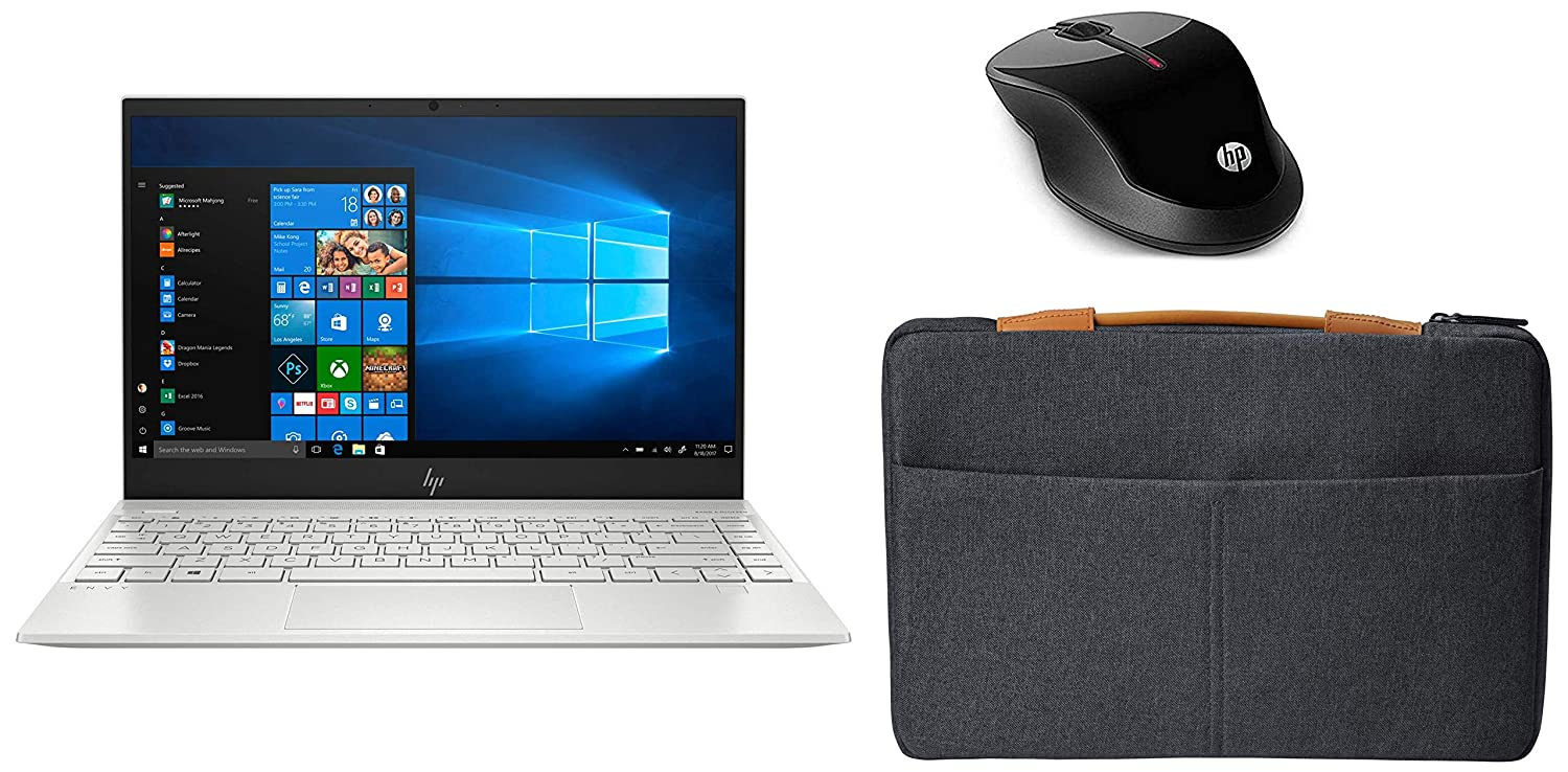 Amazon.in: Buy HP Envy 13-aq0048TX (8th Gen i7-8565U/16GB/512GB SSD/Win  10/2GB NVIDIA GeForce MX250 Graphics) & X3500 Wireless Mouse & Envy Sleeve  Online at Low Prices in India   HP Reviews & Ratings