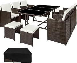 Amazon.es: rattan sintético muebles terraza