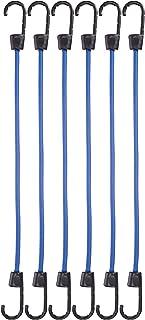 AmazonBasics - Cuerda elástica - Paquete de 6