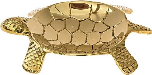 new arrival Alternative Imagination Turtle Incense outlet sale Burner Made from popular Brass outlet online sale