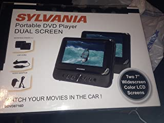 Sylvania Portable DVD Player | SDVD8716