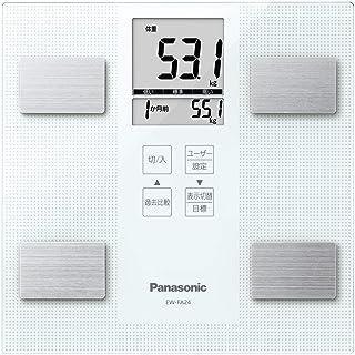 パナソニック 体重・体組成計 ホワイト EW-FA24-W