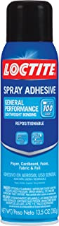 Loctite 1712314 13.5-Ounce Aerosol Can General Purpose Spray Adhesive