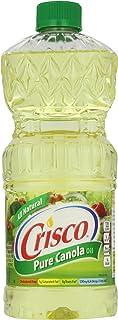 Crisco, Pure Canola Oil, 48 oz