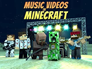 Music Videos in Minecraft