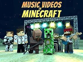 Music Videos in Minecraft