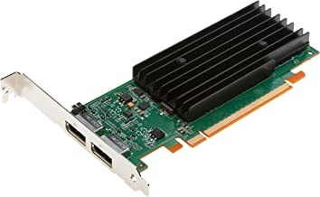 NVIDIA Quadro NVS 295 by PNY 256MB GDDR3 PCI Express Gen 2 x16 Dual DisplayPort or DVI-D SL Profesional Business Graphics ...