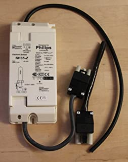 bulbrite 10/Pack 35/Watt T5/GY6,35/Base 12/Volt 10000/Stunde klar Xenon Gl/ühbirne
