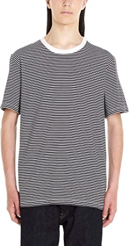 MAISON MARGIELA Homme S50GC0552S23488961 MultiCouleure Coton T-Shirt