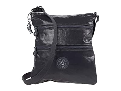 Kipling Keiko Crossbody (Slate Lacquer) Cross Body Handbags