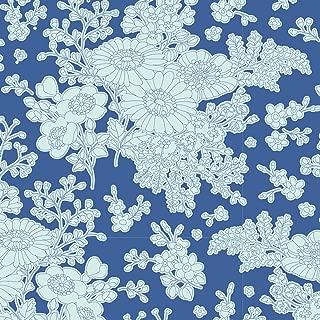 Tilda Sunkiss: Imogen: Blue: by The Metre