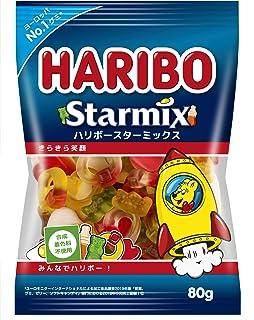 ハリボー スターミックス 80g ×10個