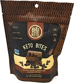 BHU Foods, Cookies Keto Double Dark Chocolate Chip, 5.3 Ounce