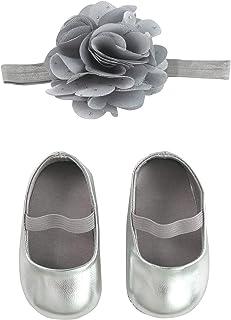 مجموعة صندوق هدايا من حذاء شريط راس للبنات الصغار من رايزينج ستار
