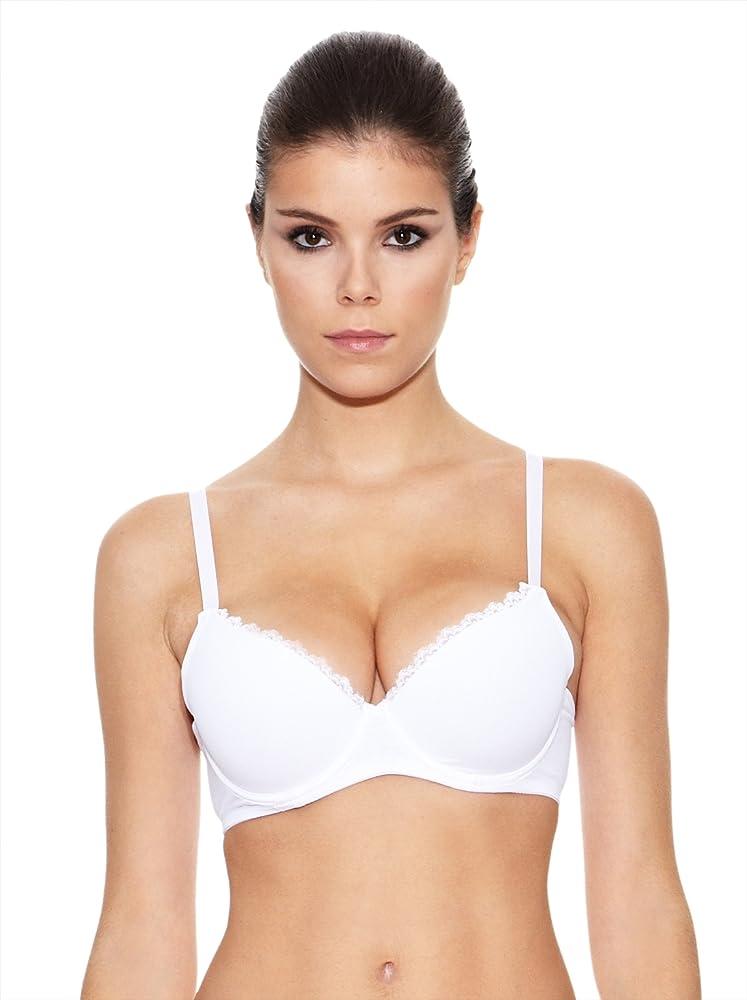 Laura biagiotti,reggiseno push-up, collezione sofia,in 89% poliammide, 11% elastan 3053_23539