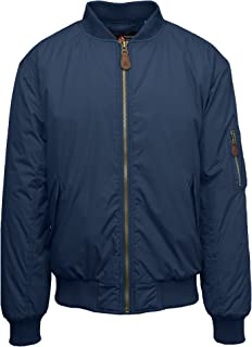 Spire by Galaxy Men's Flight Jacket