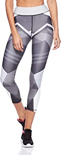 BodyTalk Women's BDTKW TIGHTS 7/8 7/8 Leggings With All Over Print