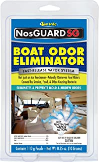 Star Brite Mildew Odor Control Boat Bomb Deodorizer with Fast Release System, Pack of 1
