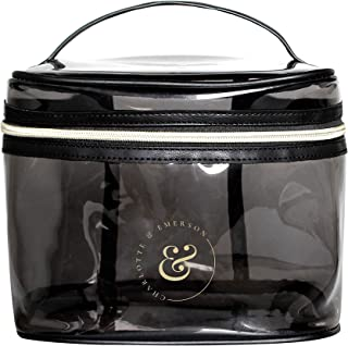 Best black travel makeup bag Reviews