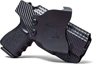 Concealment Express OWB Paddle KYDEX Gun Holster - Outside Waistband - Custom Fit (Select Model) - Posi-Click Adj. Retention - Adj. Cant (-5 to +20) - US Made