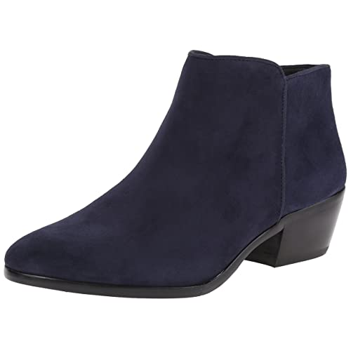 Womens Navy Ankle Boots Amazoncom