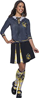 Rubie's Adult Harry Potter Costume Top, Hufflepuff, Small