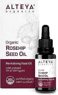 Alteya Organic Rosehip Oil 20ml - 100% USDA Certified