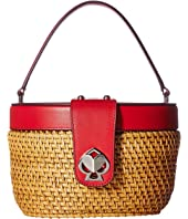 Kate Spade New York - Rose Medium Top-Handle Basket